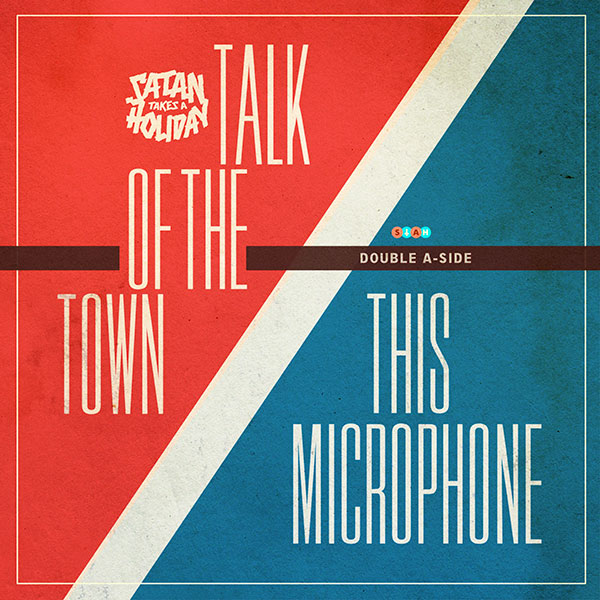This Microphone / Talk of the Town cover